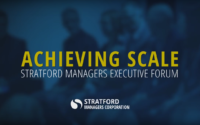 Stratford Managers Achieving Scale