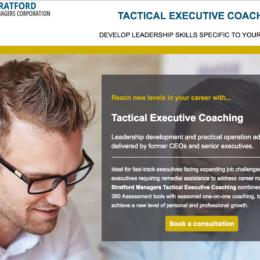 Tactical Executive Coaching