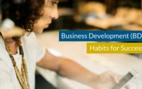 Business Development Habits for Success
