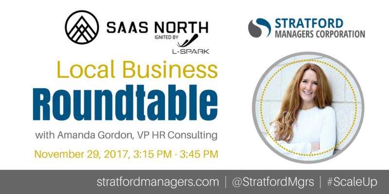 Amanda Gordon Local Business Roundtable