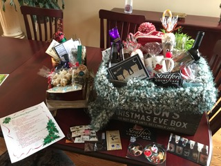 IP Christmas Basket