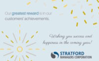 Stratford Managers Holiday Greeting 2017