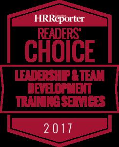 Canadian HR Reporter Readers Choice Leadership Development Training