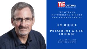 TiE Ottawa - Jim Roche