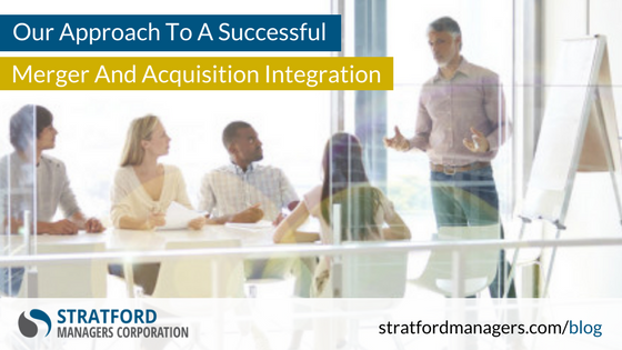 Our Approach To A Successful Merger And Acquisition