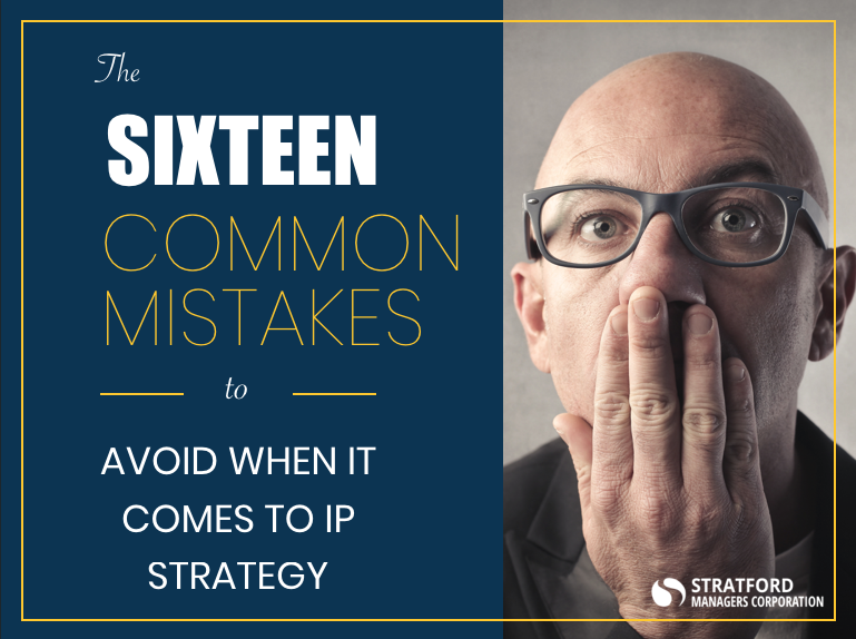 16 Common IP Strategy Mistakes