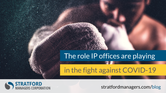 The role IP offices are playing in the fight against COVID-19